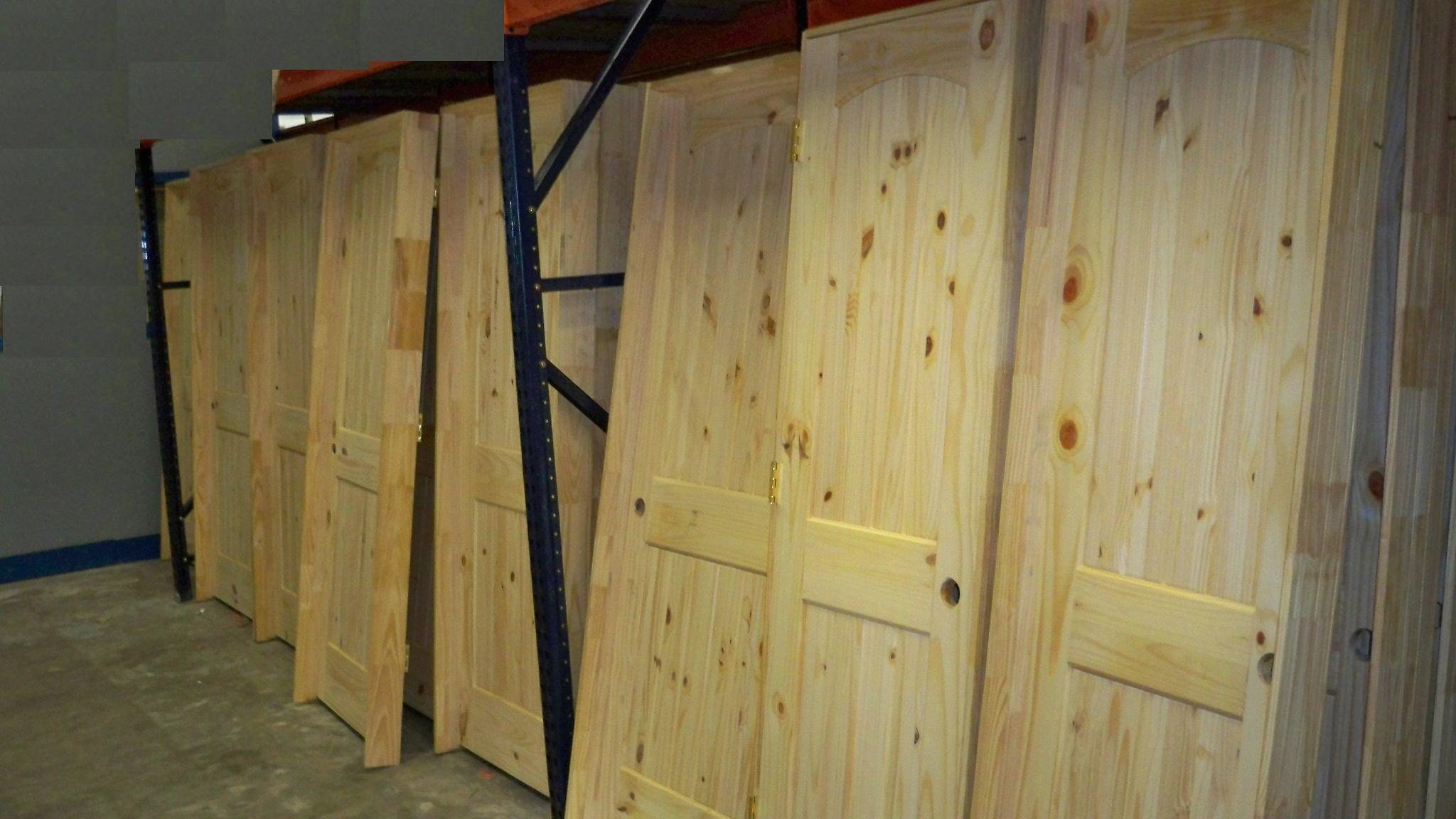 Arch Top Solid Pine Doors $129. All Sizes